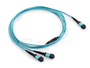 MTP/MPO Shuffle Cable