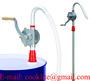 Bomba manual rotativa en aluminio para trasvase de gasoil gasolina y trasie