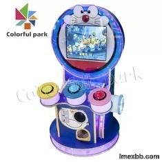 little drummer Kid Arcade Machine 60x60x120cm For Shopping Mall