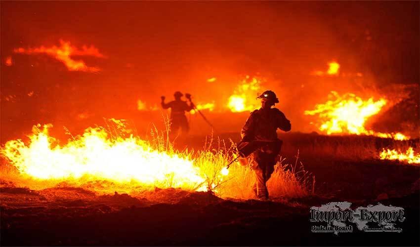 Fire Thermal Imaging Camera