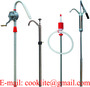 Bomba manual trasvase combustible / Bomba manual extractora de aceite