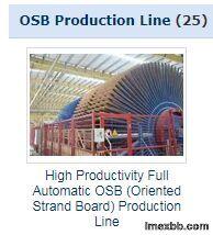 OSB Production Line