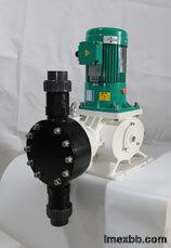 Sulfuric Acid Metering Pump