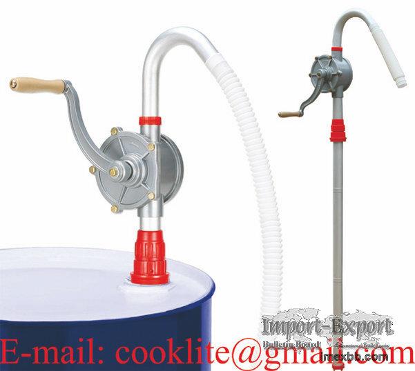 Pompa rotativa manuala / Pompa manuala scos ulei din butoi