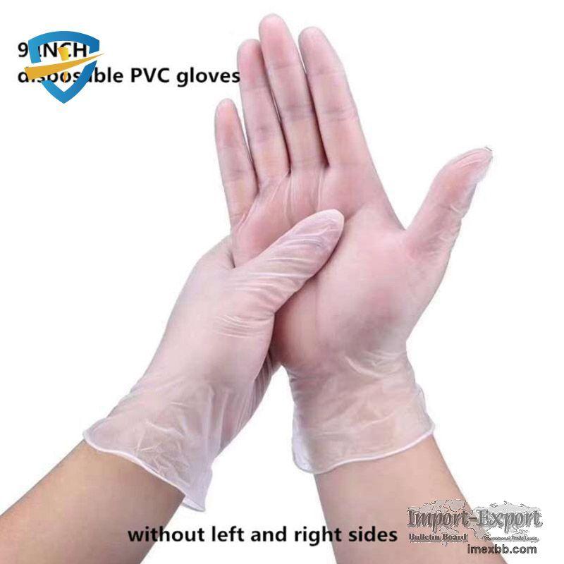 Disposable Vinyl Gloves