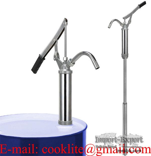 Pompe manuelle a levier pour huiles / Pompe a main pour hydrocarbures