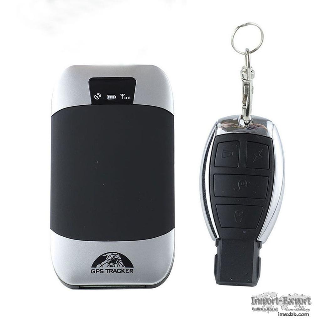 GPS Device Tracking System Vehicle GPS Car Tracker Tk303 with Shock Sensor