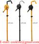 Pompe a manivelle vide-fut / Pompe a essence manuelle rotative
