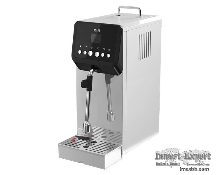 Commercial Automatic Milk Steamer
