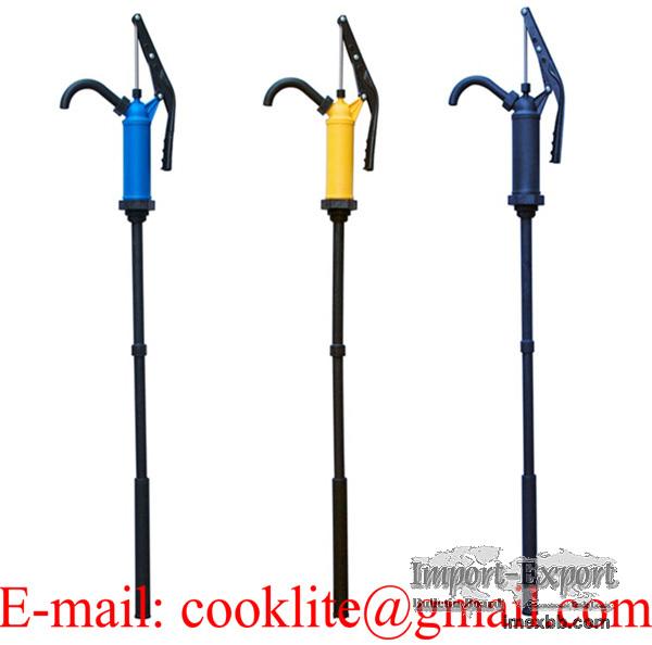 Pompe vide-fut manuelle a piston / Pompe manuelle pour fut d'huil