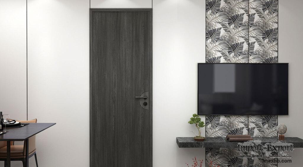 NEW CHINESE STYLE INTERIOR DOOR
