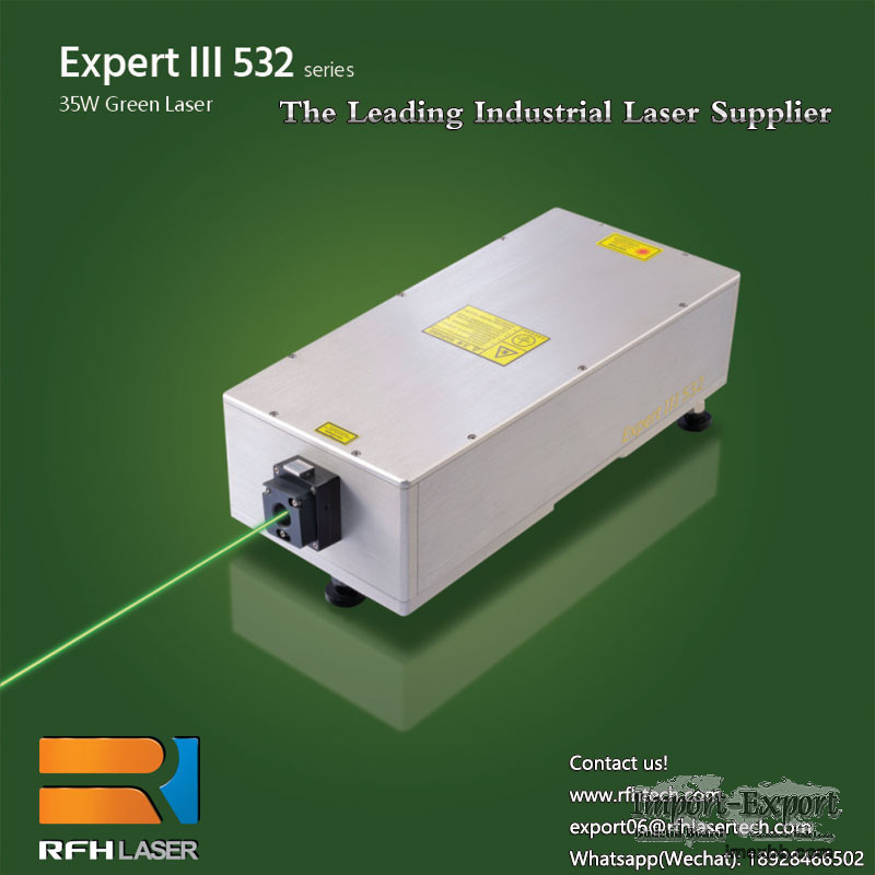 The leading industrial solid-state laser manufacturer