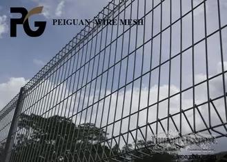 Galvanized Security Metal Fencing , Homes Heavy Duty Security Fencing