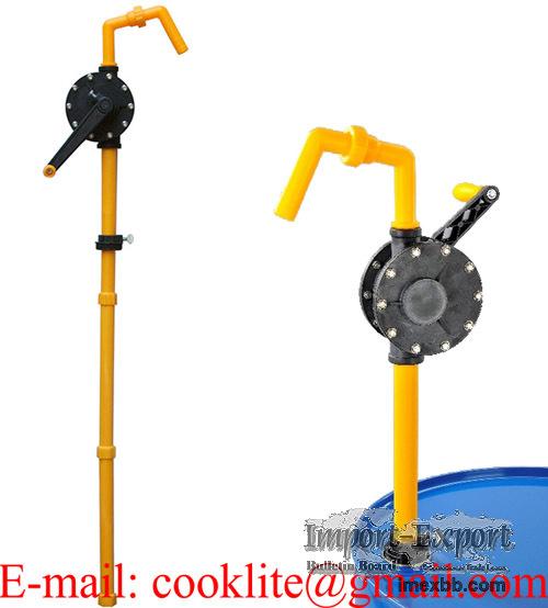 Action Pump RP-90R Ryton Hand Rotary Drum Pump with Teflon Seals