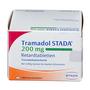 Schmerzmittel Tramadol 200 mg Stada Brand