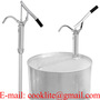 55 Gallon Hand Lever Action Drum Barrel Pump Dispense Diesel Oil Fuel Tank