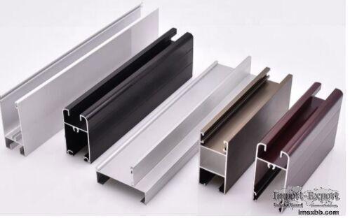 Extrusion Aluminium Profiles