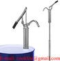 Lever Barrel Pump Hand Action Oil Fluids Diesel Water Transfer 55Gallo Drum