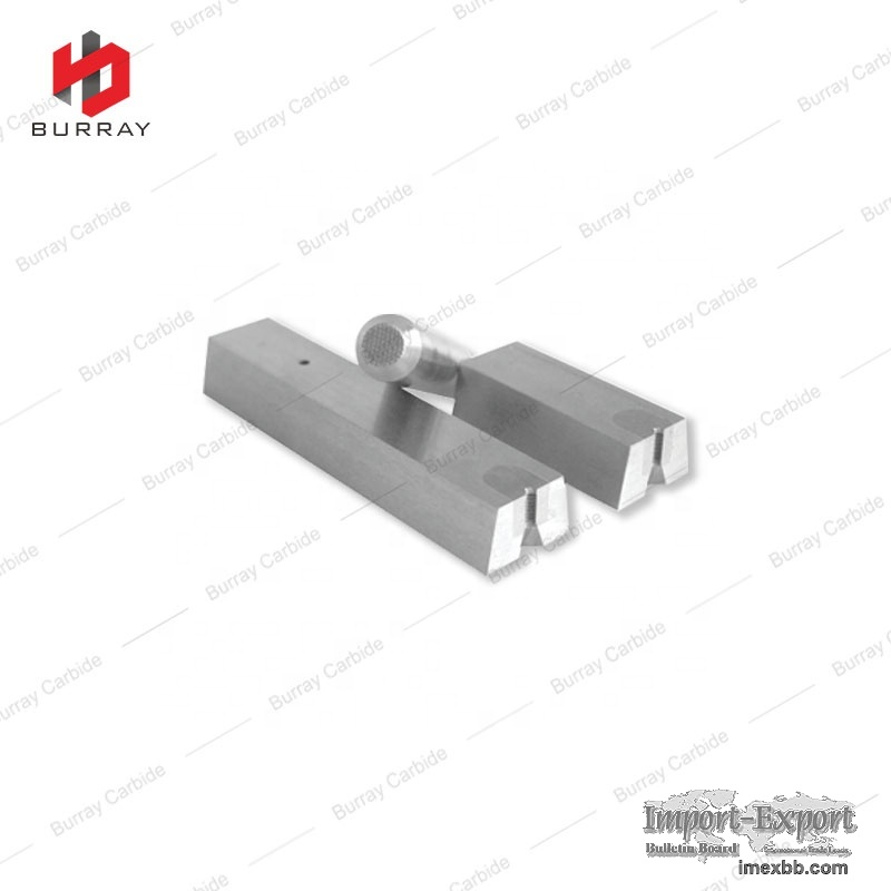 Tungsten Carbide Customized Dies for Nail