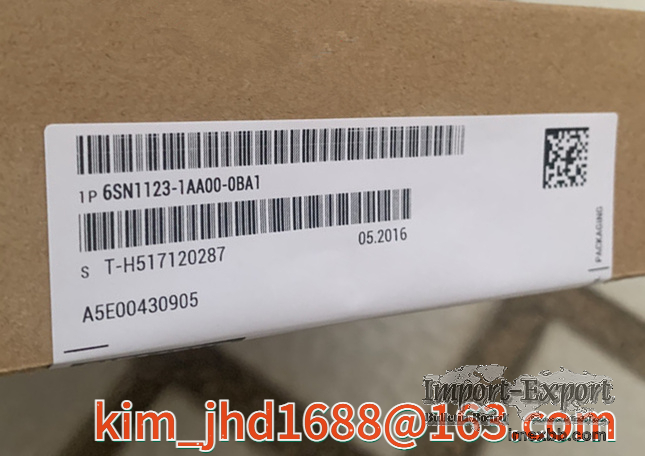 ====SIEMENS related sales models ==== 6SN1118-0AD11-0AA16SN1153-3AX10-0AB0