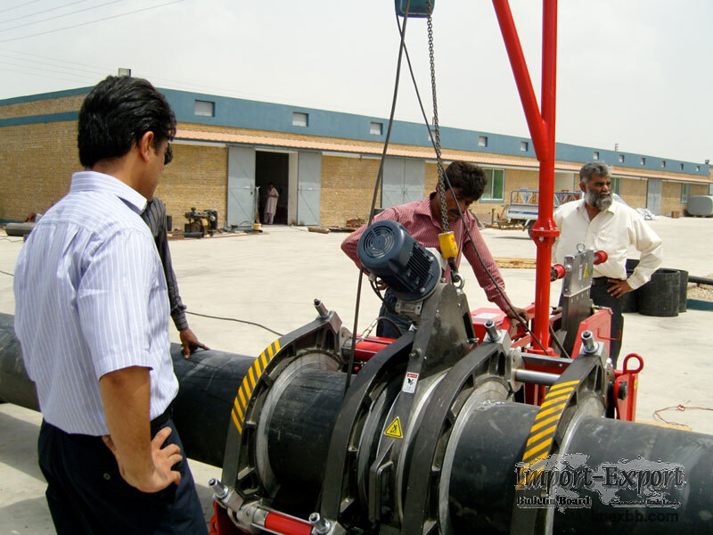 Plastic PIPE Welding & Cutting Machines in Gas/Oil