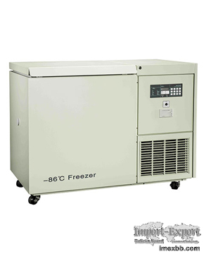 ULTRA LOW CHEST FREEZERS (-10 °C TO -86°C)