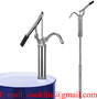 Steel hand pump with lever / Hand operated drum pump