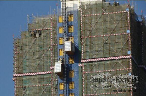 Construction Site Hoist