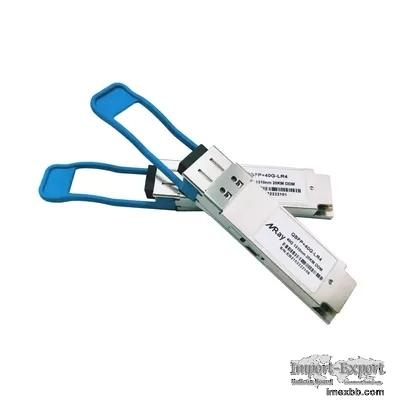 40G QSFP Transceiver Module Dell Compatible 10km Lr4 Duplex LC Connector