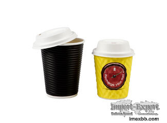 Eco Friendly Disposable & Compostable Coffee Cup Lids
