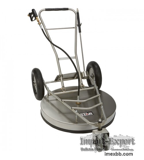 NorthStar Pressure Washer Surface Cleaner 32in. Dia. 5000 PSI 8 GPM
