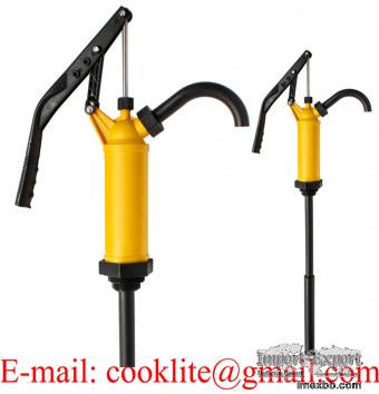 DEF Urea Hand Lever Barrel Pump PP Plastic Manual Adblue Drum Pump