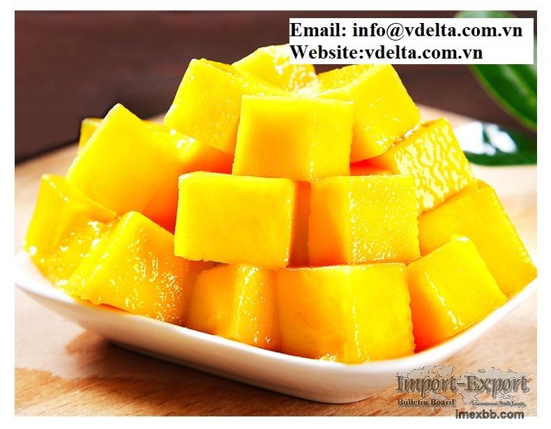 High Quality Frozen Mango Slices