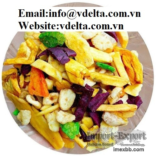 100% Natural High Quality Mixed Dried Fruit