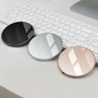 10W 15W OVP OCP Small Wireless Charger Gift For Samsung And Iphone