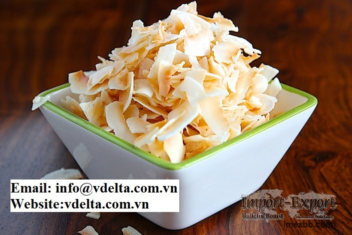 High Quality Dried Coconut fruit