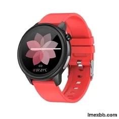 E80 Waterproof Sports Smartwatch 200mAh Silicone Health Smart Bracelet Band