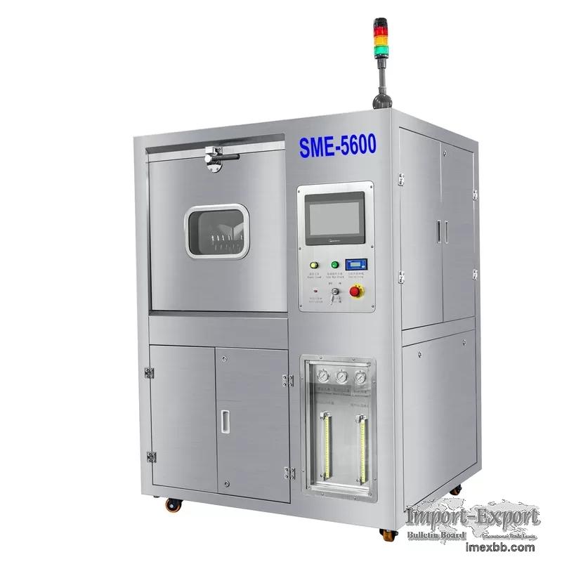 Offline Flux Cleaning Machine 1850mm Ultrasonic Stencil Cleaner