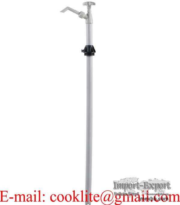 Nylon chemical pump / Self priming vertical lift drum pump
