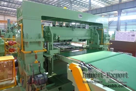380V Steel Coil Cutting Machine