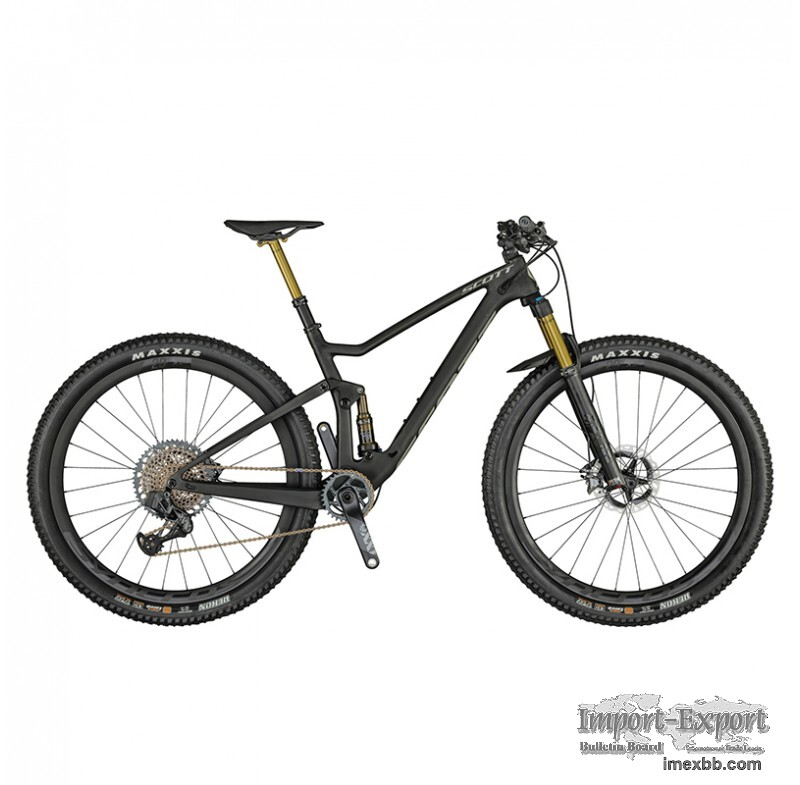 2021 Scott Spark 900 Ultimate AXS Mountain Bike (INDOELECTRONIC)