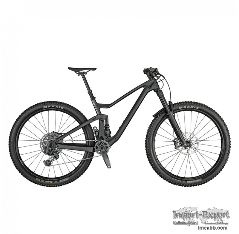 2021 Scott Genius 910 AXS Mountain Bike (ZONACYCLES)