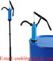Plastic Hand Lever Drum Barrel Dispensing Pump for Water Based Solutions