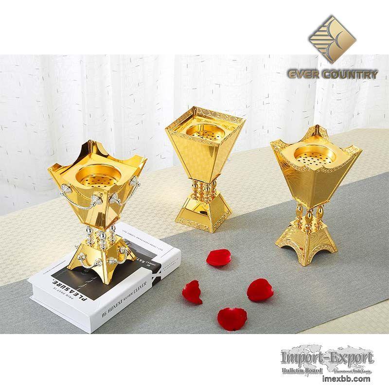Square incense burners