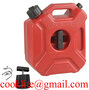 5Litre Motorcycle Fuel Container Plastic Gasoline Diesel Pack Water Carrier