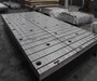 hot selling cast iron T slots plate