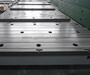 professional cast iron T slotted surface plates