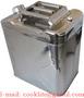 Stainless Steel Gasoline Diesel Jerry Can 30 Liter Oil Fuel Water Tank