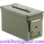 M2A1 50 Cal Standard Sealed Ammo Box Ammunition Can Military Box