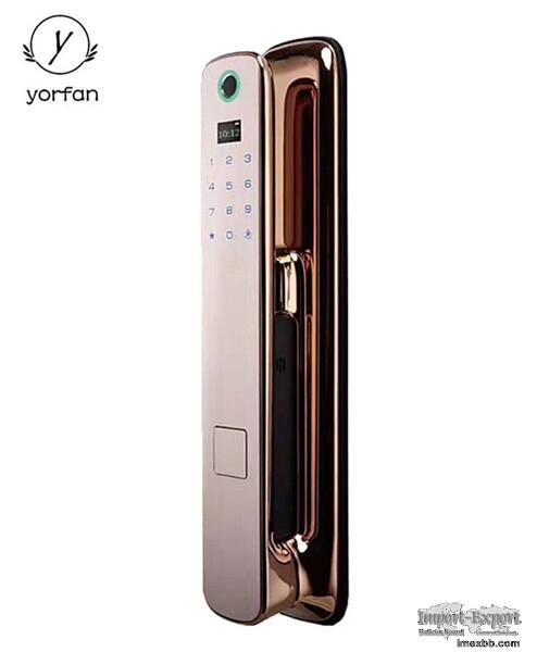 Smart Digital Fingerprint Door Lock YFF-Z01